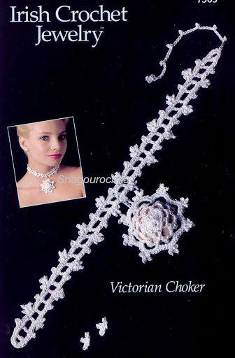 Irich Crochet Jewelry - Kristina Ristina - Picasa Web Albums .