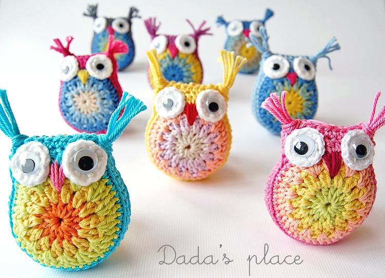 Easy Crochet Owl Pattern Watch The Video Tutori