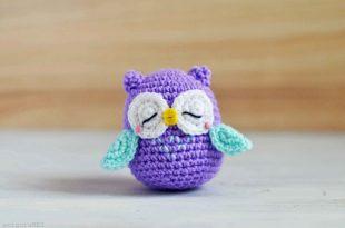 Owl Amigurumi -Free Amigurumi Pattern | Craft Passi