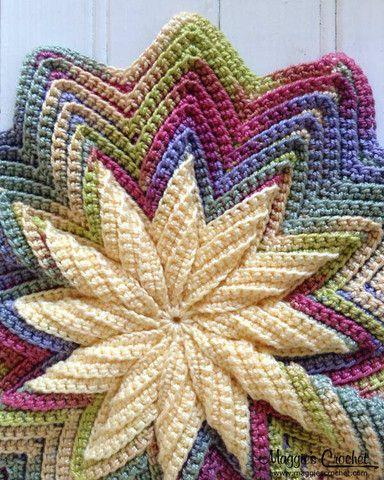 Scrap Potholders and Mats Set Crochet Pattern | Crochet projects .