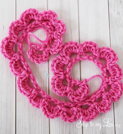 Free Easy Rose Crochet Pattern   Skip To My L