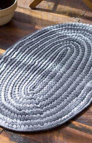Infinity Rug | FaveCrafts.c