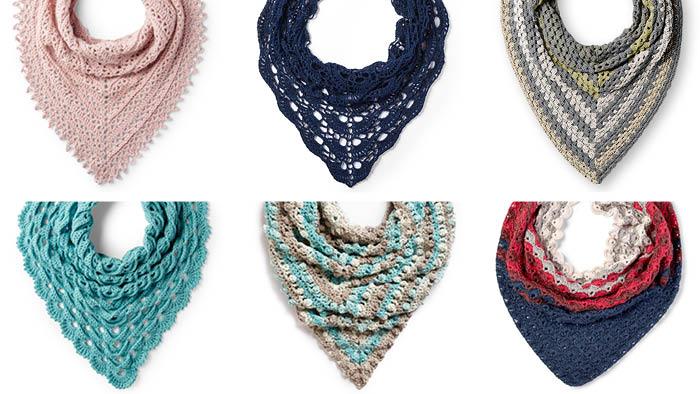 6 Incredible Crochet Shawl Patterns | The Crochet Cro