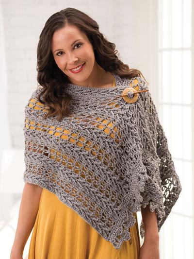 Heather's Shawl Crochet Patte
