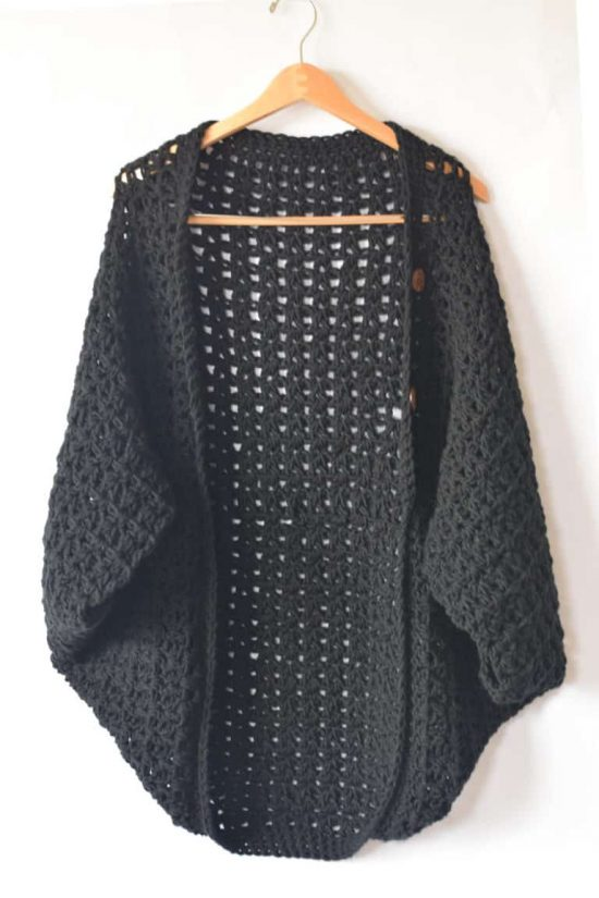 Crochet Cocoon Shrug Pattern Ideas | The WHO