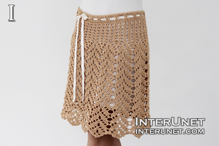 Crochet skirt | interun