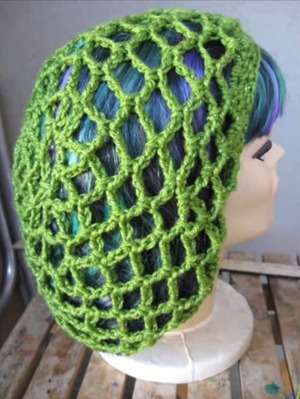 How to Crochet a Holiday Snood   AllFreeCrochet.c