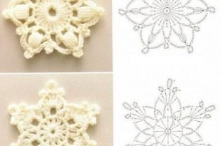 CHRISTMAS: Crochet Snowflake Patterns. Winter, the season of my .
