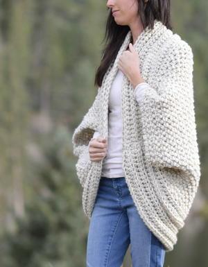 Free Crochet Sweater Patterns | AllFreeCrochet.c
