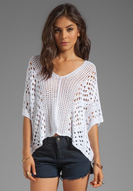 Crochet tunic PATTERN, designer crochet tunic pattern, boho .
