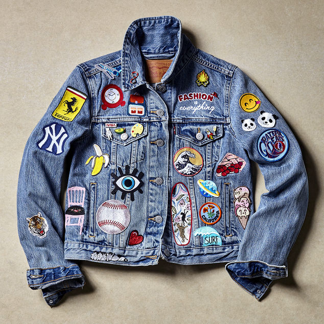 Win This Custom Levi's Jacket! - W