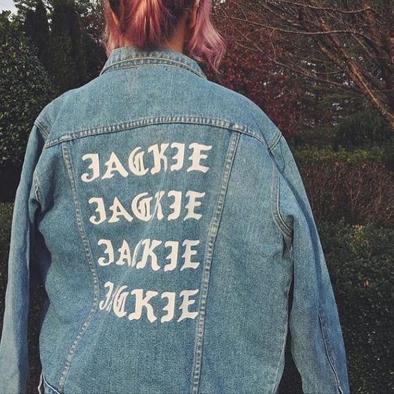Custom Your Name Jacket custom jacket Denim Jacket Name | Et