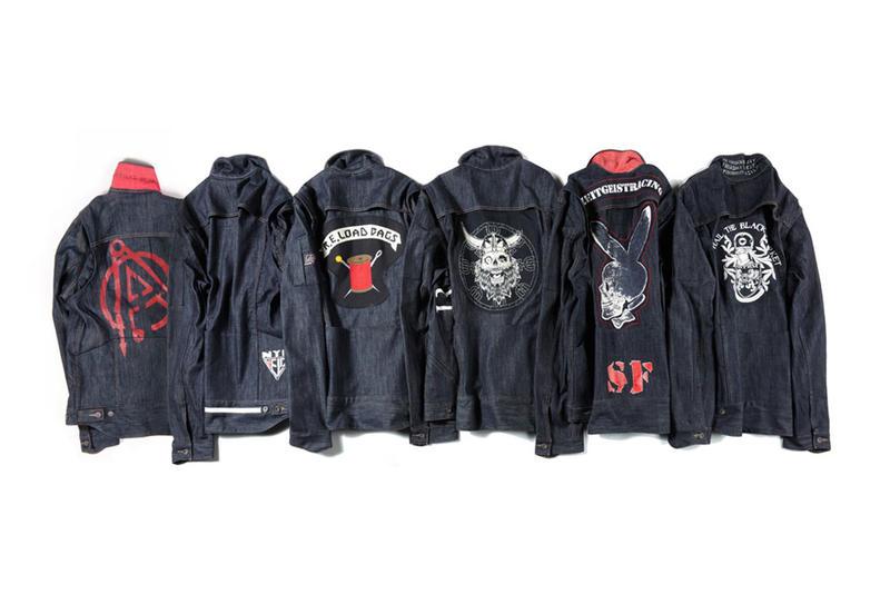 Levi's Bike Crews Custom Trucker Jackets | HYPEBEA