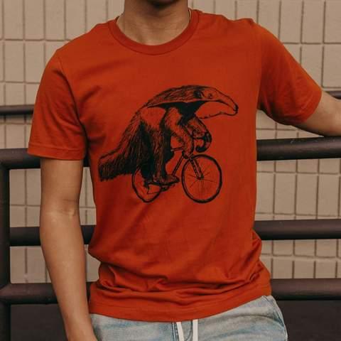 Mens/Unisex T-Shirts   Dark Cycle Clothi