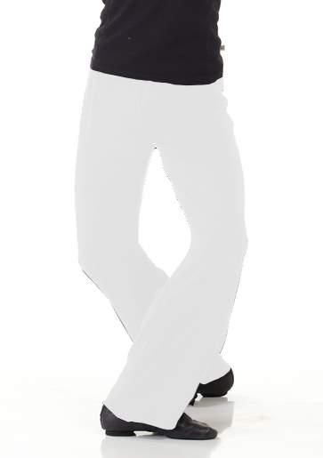 White Boys Dance Pants (Lycra) - 200+ Colo