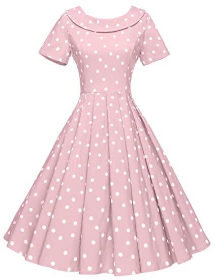 1950s Housewife Dress | 50s Day Dress