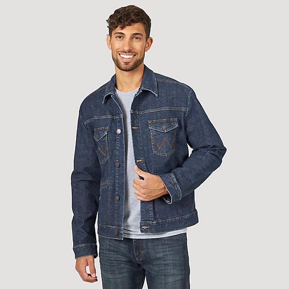 Men's Wrangler® Retro Unlined Denim Jacket   Mens Jackets and .