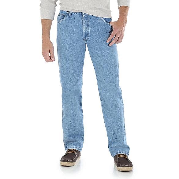 Wrangler® Five Star Premium Denim Regular Fit Jean | Mens Jeans by .