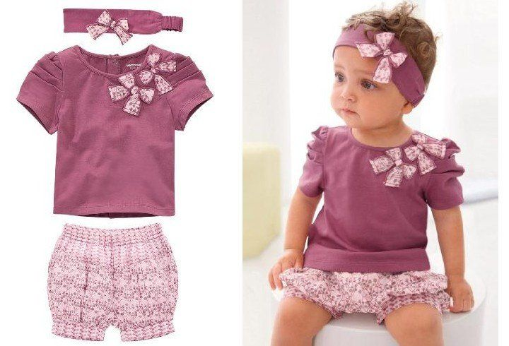 Designer Newborn Baby Clothes | Girl Glo