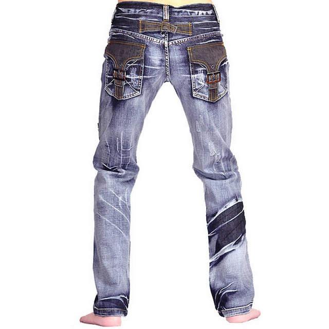 jeansian Mens Designer Jeans Denim Top Blue Pants Man Fashion Pant .