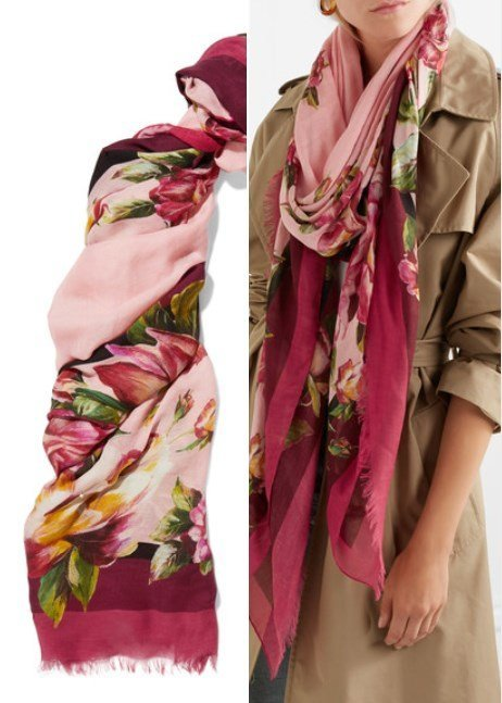59 Best Designer Scarves Every Woman Should Check Out in 20