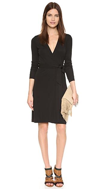 Diane von Furstenberg New Jeanne Two Wrap Dress | SHOPB