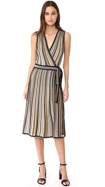 Diane von Furstenberg Cadenza Wrap Dress | SHOPB