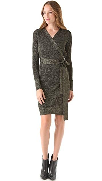 Diane von Furstenberg Fosette Wrap Dress | SHOPB