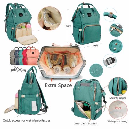 The Ultimate Diaper Bag – pickNj