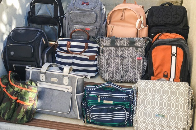 Our Favorite Diaper Bags | Reviews by Wirecutt