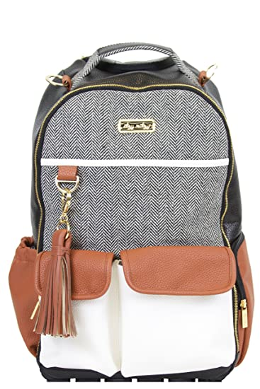 Amazon.com : Itzy Ritzy Diaper Bag Backpack – Large Capacity Boss .