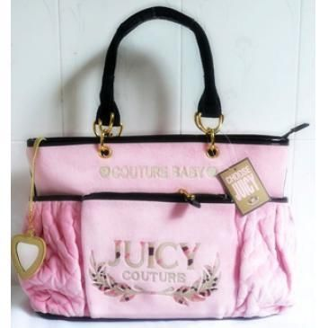 Juicy Couture Diaper Bag, Girls This one is specially for a .