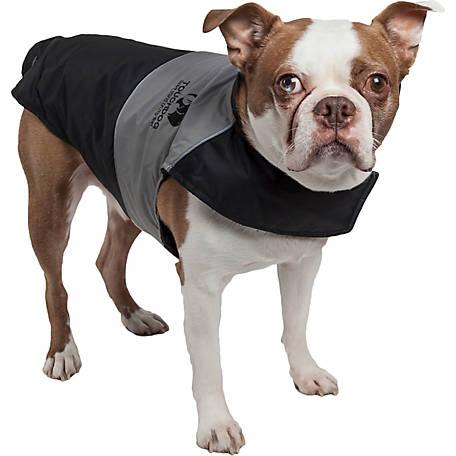 Touchdog Lightning-Shield Waterproof 2-in-1 Convertible Dog .