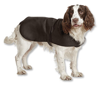 Barbour® Waxed Cotton Dog Jacket - Orv