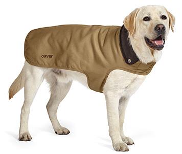 Field Collection Dog Jacket - Orv