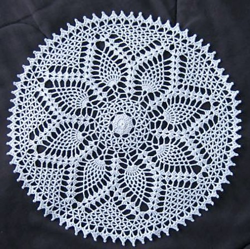 21 Free Crochet Doily Patterns - Page 2 of 3 - Knit And Crochet Dai
