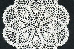 21 Free Crochet Doily Patterns   Free crochet doily patterns .