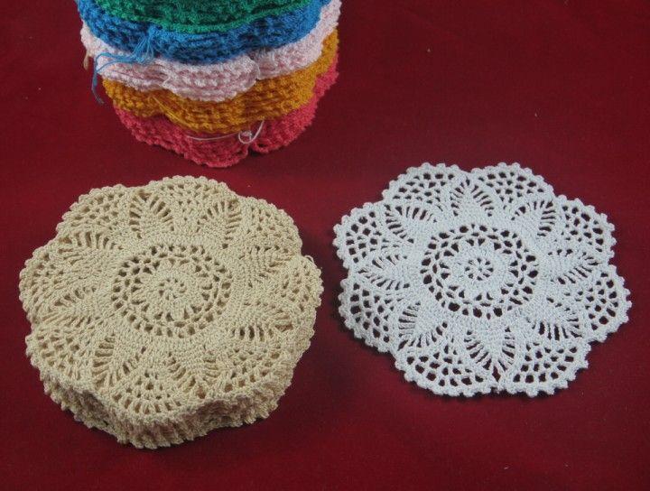 free vintage crochet doily patterns - Google Search   Free crochet .