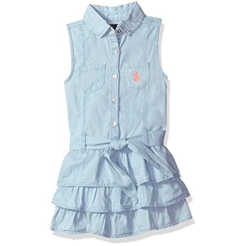 Kids' Polo Dresses: Amazon.c