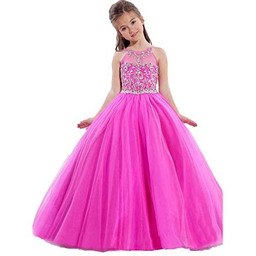 Pageant Dresses for Kids: Amazon.c