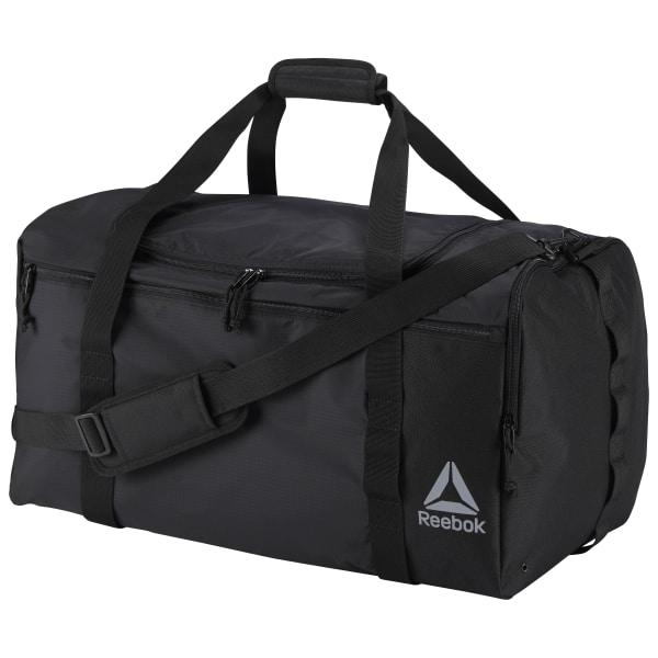 Reebok ENH 26in Work Duffle Bag - Black | Reebok