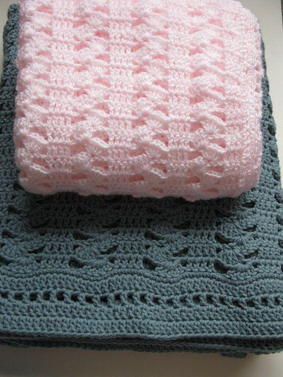 Crochet Baby Blanket, Throw Blanket, Crochet Patterns Baby Blanket .