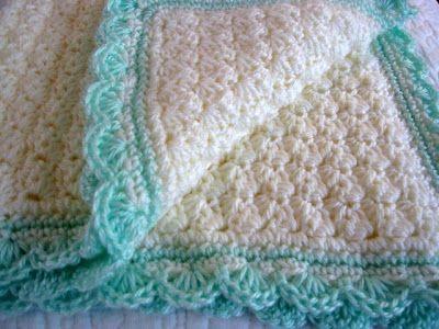 15 Most Popular Free Crochet Baby Blanket Patterns | Crochet .