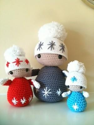 Delightful Dollies: 15 Free Crochet Doll Patterns! - moog