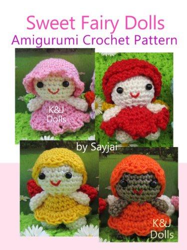 Amazon.com: Sweet Fairy Dolls Amigurumi Crochet Pattern (Easy .