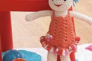 Quick and Easy Crochet Doll | AllFreeCrochet.c