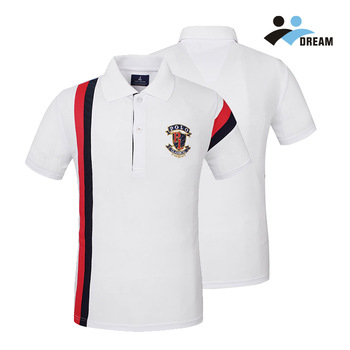 High Quality Mens Customized Office Uniform Design Polo Shirt With .