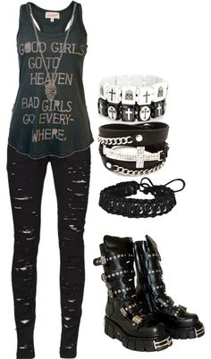 38 Best emo clothes for girls images | Emo outfits, Clothes, Punk .