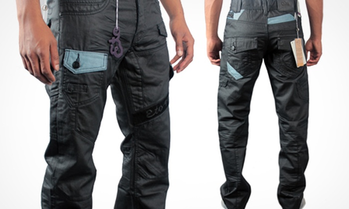 ETO Mens Jeans | Groupon Goo