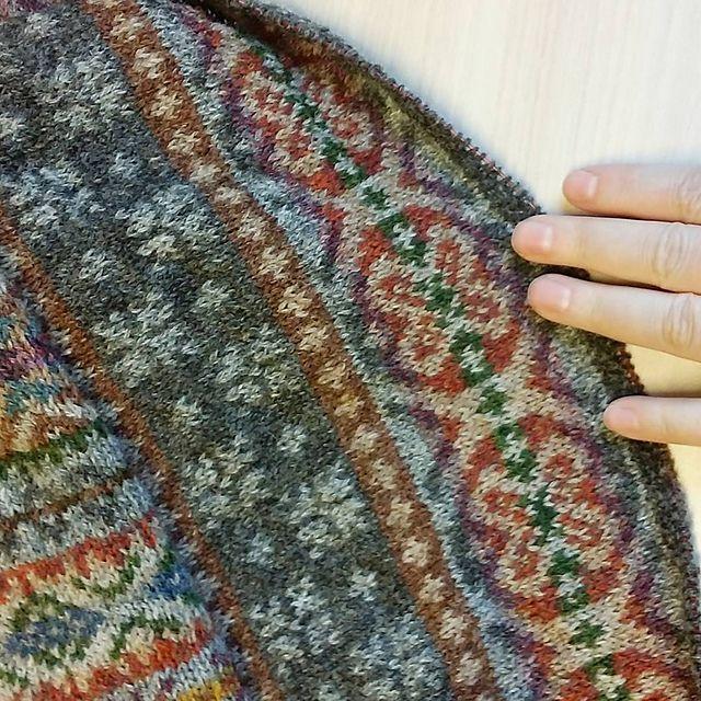Ravelry: elsbethr's Fairisle Club 3: Lerwick   Fair isle knitting .